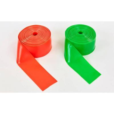 Резинка для фитнеса и спорта (лента эспандер) эластичная 10м OSPORT (FI-3933-10)