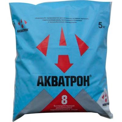 Гидропломба (гидроизоляционный раствор) Акватрон 8