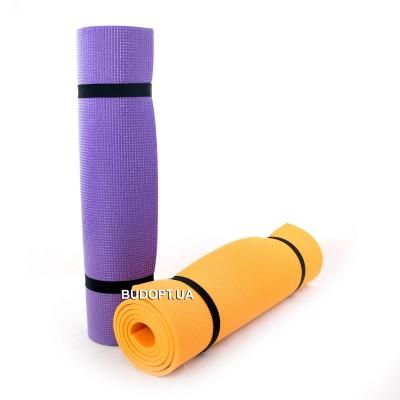 Коврик (каремат) для йоги и фитнеса OSPORT Комфорт (FI-0086)