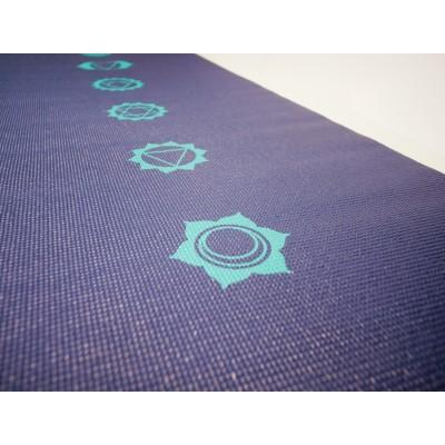 Коврик для йоги Bodhi Leela Chakras
