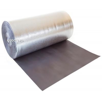 Изолон фольгированный 8мм (ISOLON 500 фольгированный ППЭ 3008)