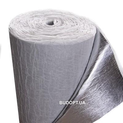 Изолон самоклеющийся фольгированный 10мм химически сшитый ( ISOLONTAPE 300 LA, 3010)