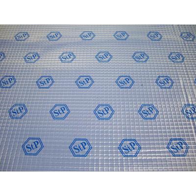 Виброизоляция StP Вибропласт Сильвер (Silver) размер 53х75 см