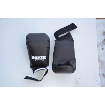 Накладка каратэ Boxer, кожа