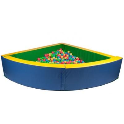 Сухой бассейн «Угол»