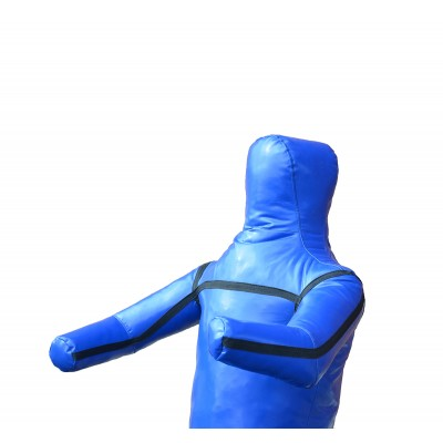 Манекен борцовский для борьбы из ПВХ ткани (вес - 15-40 кг, рост - 110-170 см)
