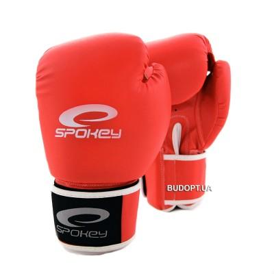 Перчатки боксерские Spokey Benten 10 унций