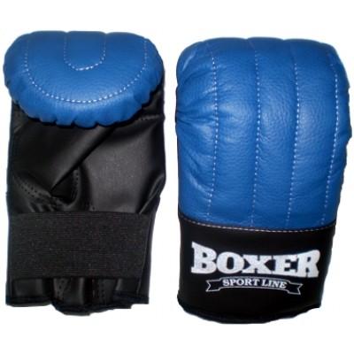 Перчатки Тренировочные из кожвинила Boxer L (bx-0023)