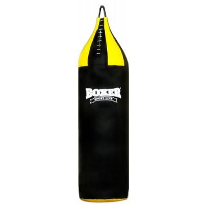 Детская боксерская груша Boxer Малый Шлем, кирза
