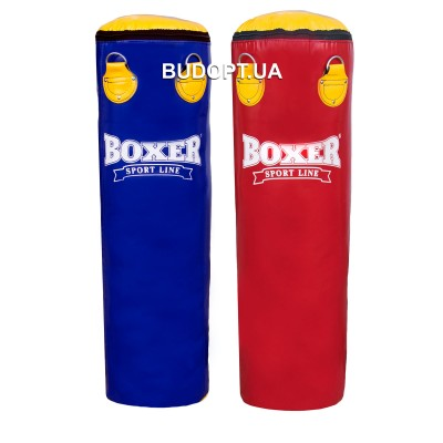 Мешок боксерский ПВХ Boxer Элит 1.4м (bx-0017)