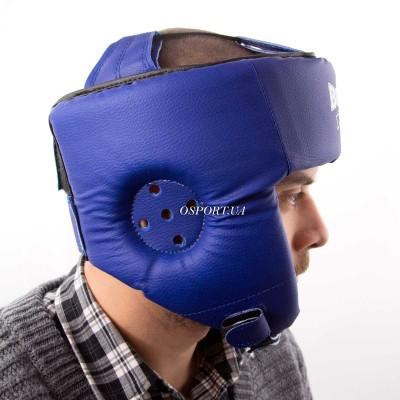 Шлем боксёрский из кожвинила Boxer M (bx-0068-m)