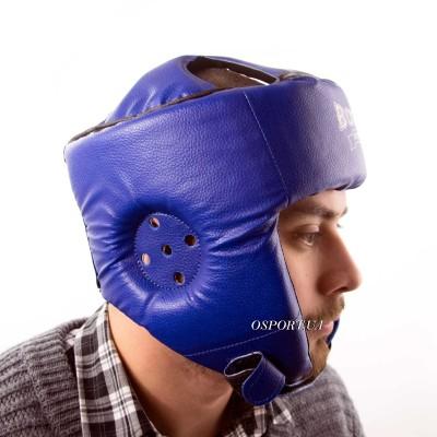 Шлем каратэ L Boxer (кожвинил)