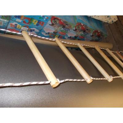 Лестница веревочная для детей