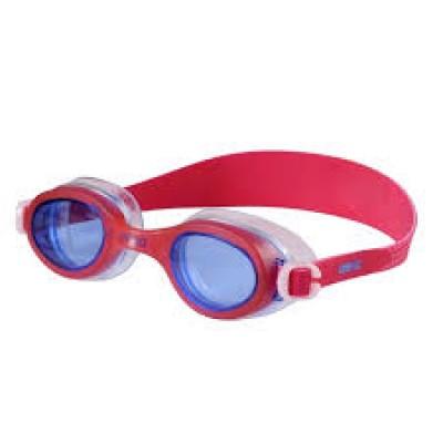 Очки для плавания детские Arena Barbie Uno FW11 Plus, красный