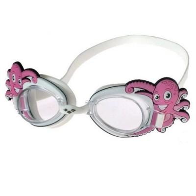 Очки для плавания детские Arena BUBBLE ARENA WORLD