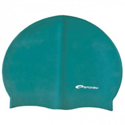 Шапочка для купания Spokey Summer, зеленая