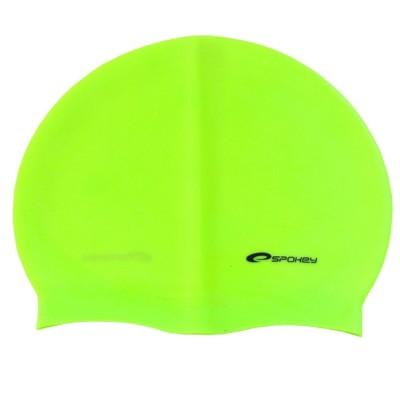 Шапочка для купания Spokey Summer, зеленая (85348)