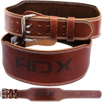 Пояс для тяжелой атлетики RDX Brown