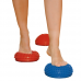 Полусфера массажная балансировочная Zelart Balance Kit