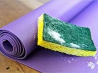 Долголетие коврика для йоги — правильный уход и хранение