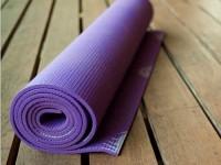 Yoga mat 1,5 cm Hop-Sport — идеальный коврик для тренировок