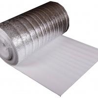 Вспененный полиэтилен фольгированный 4мм (отражающая изоляция, НПЭ)