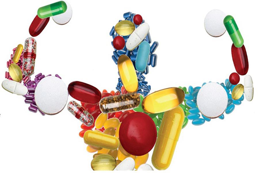 витамины и минералы польза для спортсмена