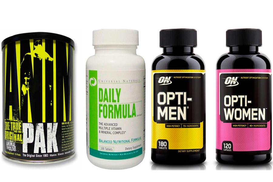 витаминно-минеральный комплекс для спортсмена