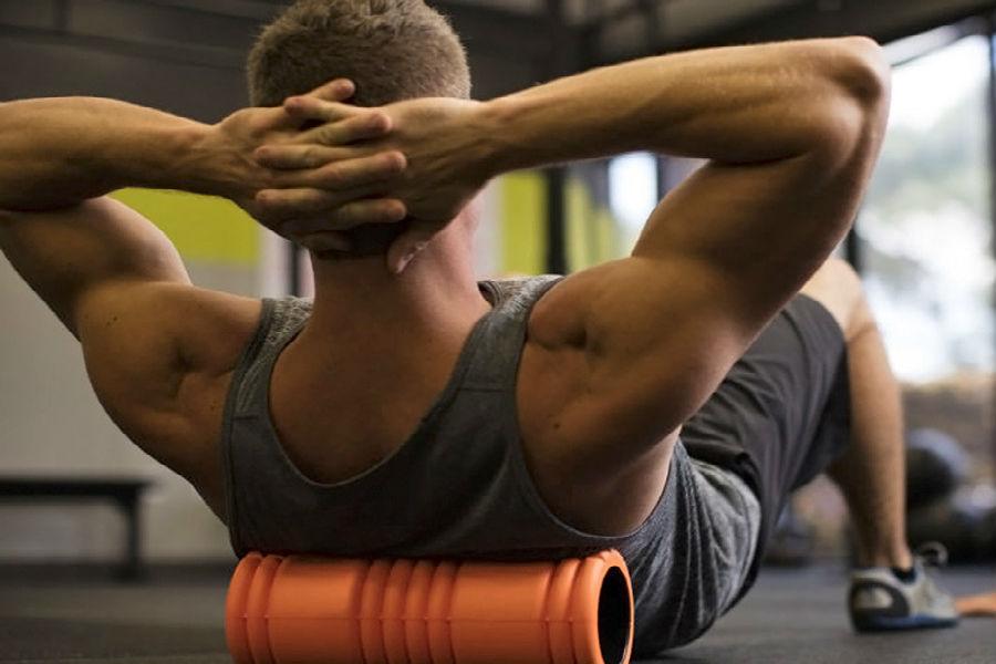 преимущества роликов для йоги и фитнеса