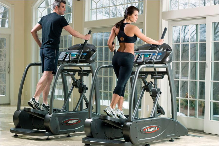 Реклама тренажеров для похудения