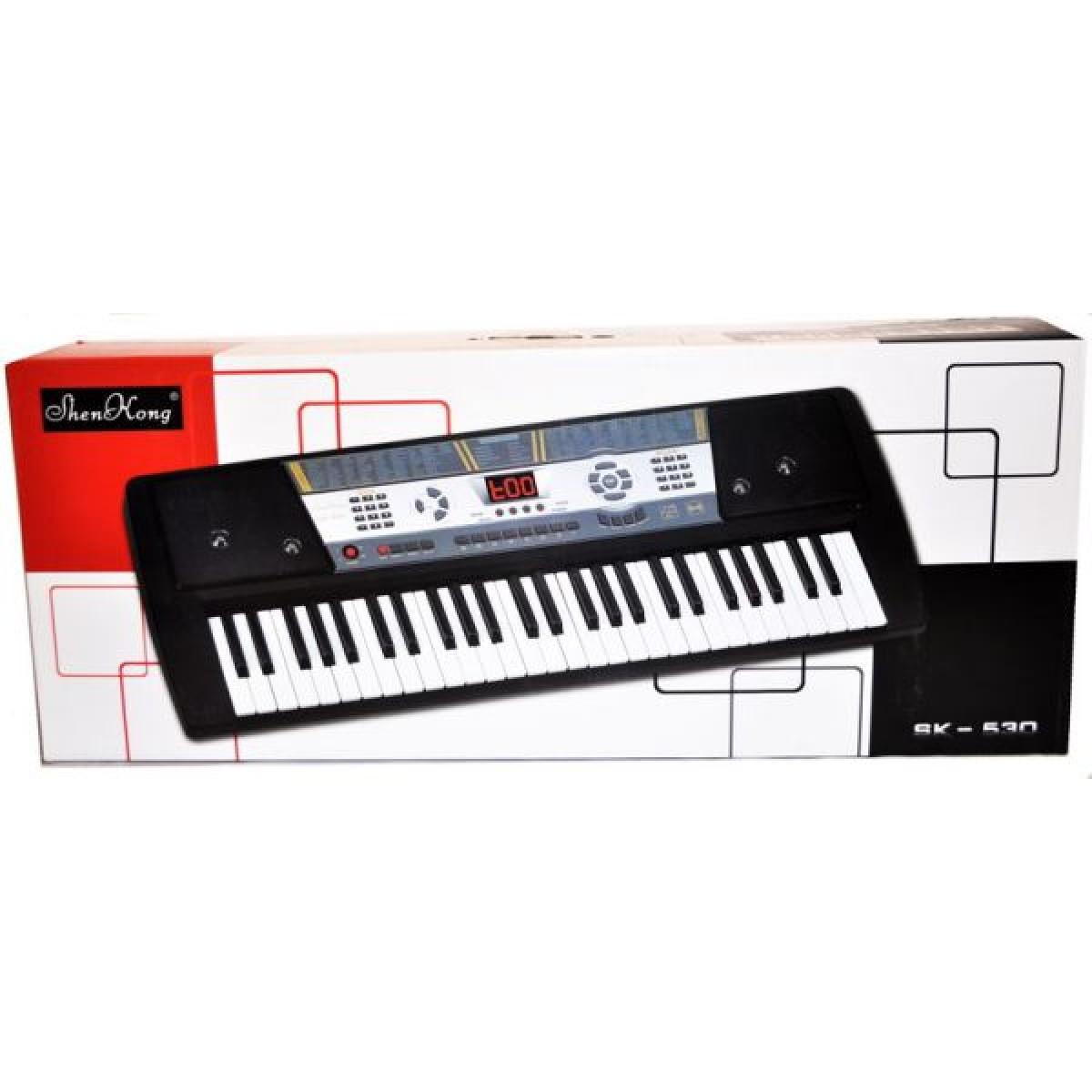 Схема цифрового пианино