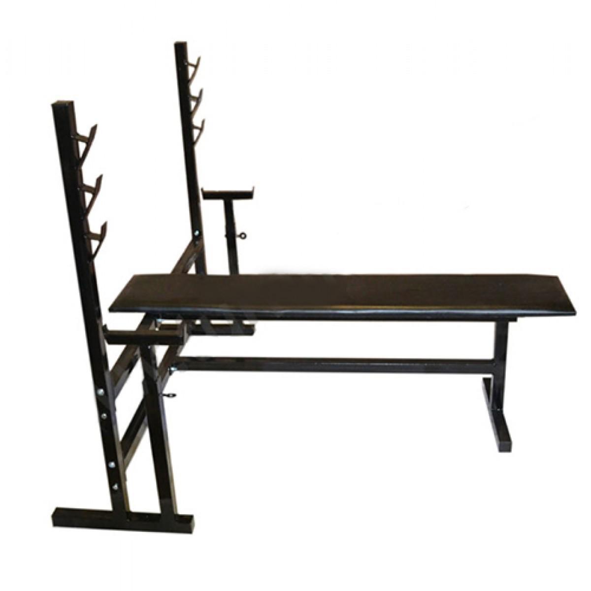 Скамья для жима и тренажер для пресса своими руками: чертежи 51