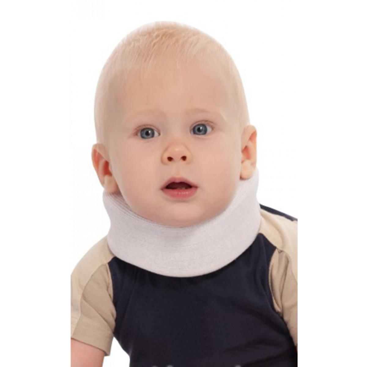 Короткая шея у ребенка фото