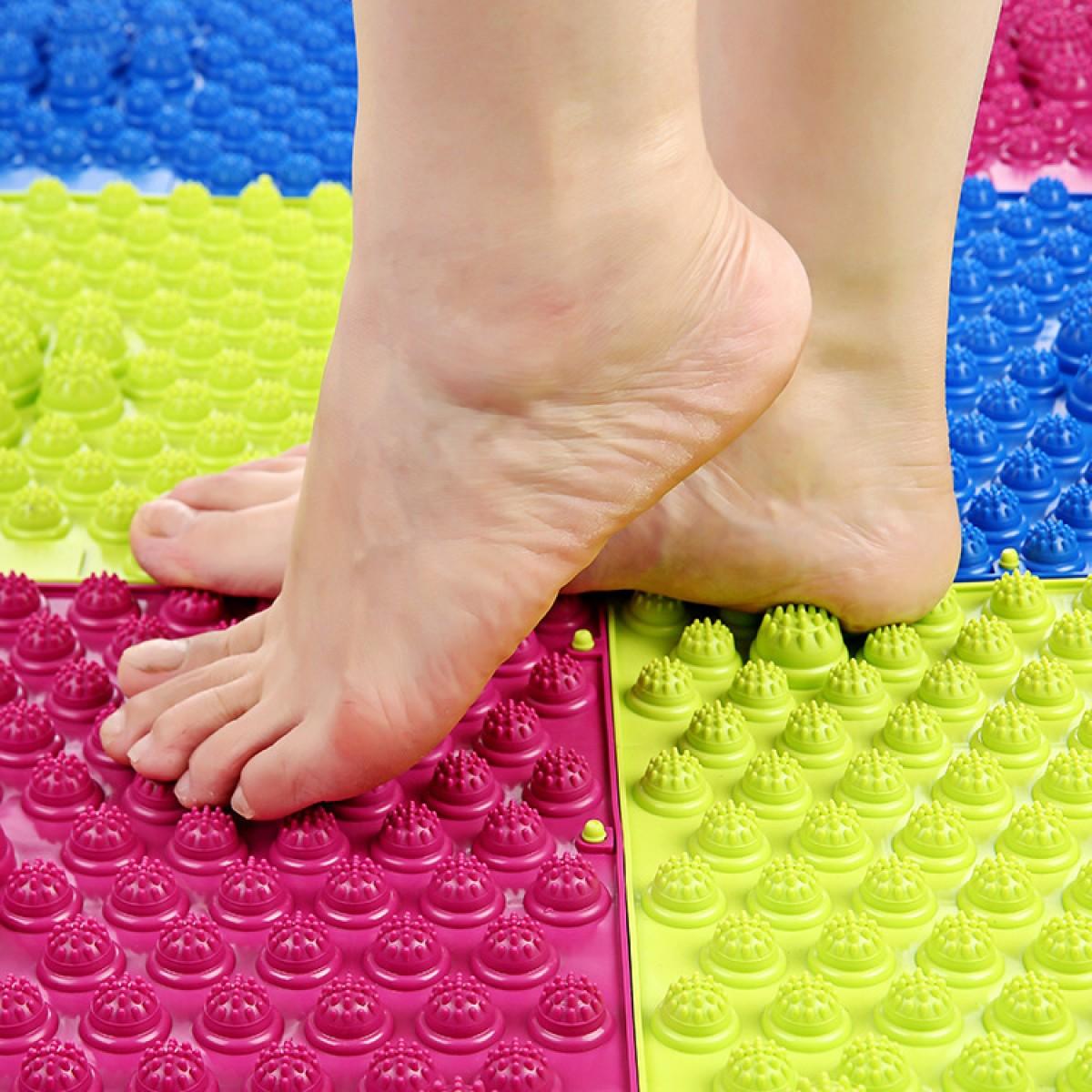 Массажный ортопедический коврик ортопедический для ног для детей своими руками