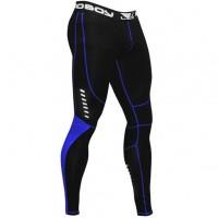 Компрессионные штаны Bad Boy Leggings Black/Blue