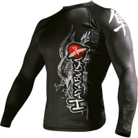 Рашгард Hayabusa Mizuchi Rash Guard (long sleeve)