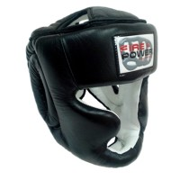 Шлем боксерский FirePower FPHG3