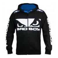 Спортивная кофта Bad Boy Walk In 2.0 Black/Blue