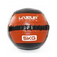 Мяч для кроссфита LiveUp WALL BALL 5 кг