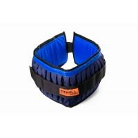 Пояс утяжелительный 11 кг 60 см регулируемый Onhillsport