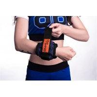 Утяжелители для рук 2 кг регулируемые Onhillsport