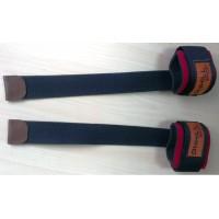 Лямки для турника, тяги и штанги (кистевые ремни) тканевые с фиксатором Onhillsport