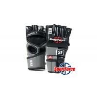 Перчатки MMA SportForce, анатомический крой SF-MG03