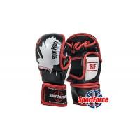 Перчатки для ММА шингарты SportForce SF-MG05