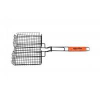 Решетка для гриля с антипригарным покрытием Time Eco 2108