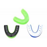 Капа защитная для зубов Zelart BO-4512 одночелюстная, футляр в комплекте