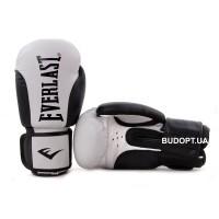 Перчатки боксерские Everlast BO-6161, Кожа (10, 12 унций)