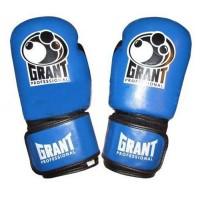 Перчатки боксерские Кожа GRANT MA-1811-B