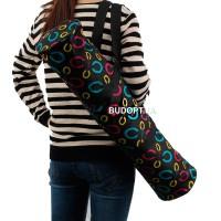 Сумка для йоги и коврика Yoga bag fashion FI-6011 Zelart