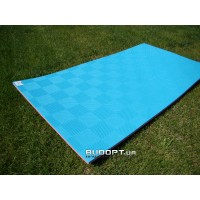 Детский коврик (каремат) для спорта и туризма Optima Compact